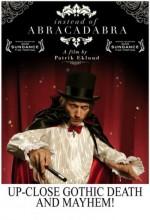 Instead Of Abracadabra (2008) afişi
