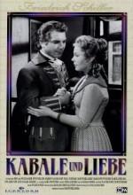 ıntrigue And Love (1959) afişi