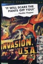 ınvasion Usa (1952) afişi