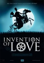 Invention of Love (2010) afişi