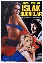 Islak Dudaklar (1975) afişi