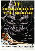 It Conquered The World (1956) afişi