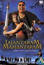 Jajantaram Mamantaram (2003) afişi