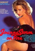 Joanna Storm On Fire (1986) afişi