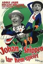 Johan På Snippen Tar Hem Spelet