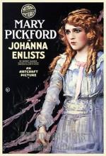 Johanna Enlists (1918) afişi