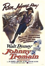 Johnny Tremain (1957) afişi