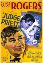 Judge Priest (1934) afişi