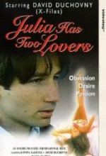 Julia Has Two Lovers (1991) afişi