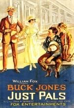 Just Pals (1920) afişi