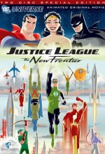 Justice League: The New Frontier (2008) afişi