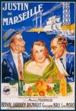 Justin de Marseille (1935) afişi