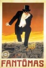 Juve Contre Fantômas (1913) afişi