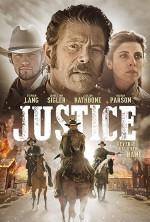 Justice (2017) afişi