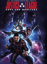 Justice League: Gods and Monsters (2015) afişi