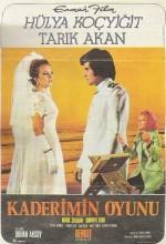 Kaderimin Oyunu (1972) afişi