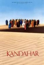 Kandahar'a Yolculuk (2001) afişi