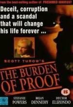 Kanıt Yükü (1992) afişi