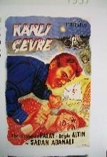 Kanlı Çevre (sönen Ocak) (1957) afişi