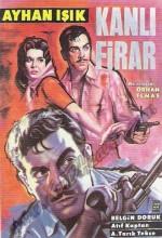 Kanlı Firar (1960) afişi