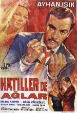 Katiller De Ağlar(ı) (1966) afişi