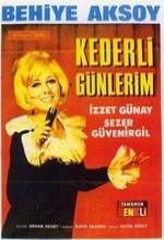 Kederli Günlerim (1967) afişi