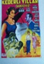 Kederli Yıllar (1958) afişi