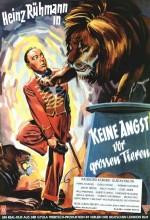 Keine Angst Vor Großen Tieren (1953) afişi