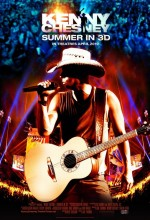Kenny Chesney: Summer In 3d (2010) afişi