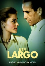 Key Largo (1948) afişi