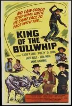 King Of The Bullwhip (1950) afişi