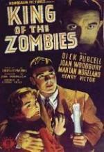King Of The Zombies (1941) afişi