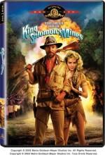 King Solomon's Mines(ı) (1985) afişi