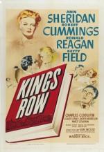 Kings Row (1942) afişi