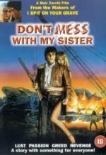 Kız Kardeşime Bulaşma (1985) afişi