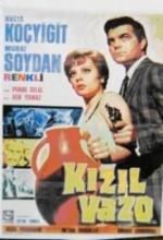 Kızıl Vazo (1969) afişi