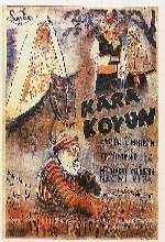 Kızılırmak-karakoyun (1946) afişi
