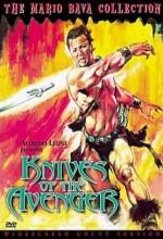 Knives Of The Avenger (1966) afişi