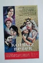 Kolsuz Bebek (Üç Öykülü Film) (1961) afişi