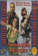 Komando Behçet (1974) afişi