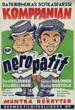 Komppanian Neropatit (1952) afişi