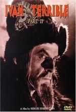 Korkunç Ivan 2: Boyarların Düzeni (1958) afişi