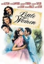 Küçük Kadınlar (1949) afişi