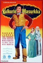 Kulkurin Masurkka (1958) afişi
