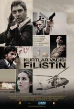 Kurtlar Vadisi: Filistin (2011) afişi