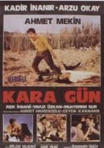 Kara Gün (1971) afişi