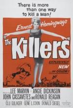 Katiller (1964) afişi