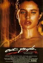 Kedi Kız (1982) afişi