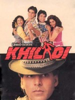 Khiladi (1992) afişi