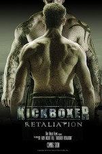 Kickboxer Retaliation (2017) afişi